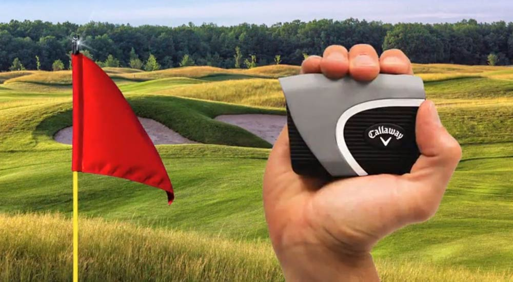 How Does a Laser Golf Rangefinder Work